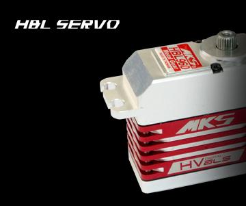 High Voltage Brushless