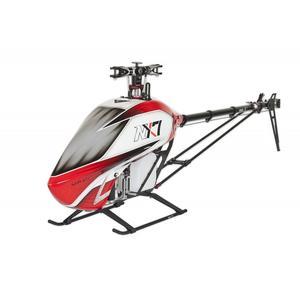 GAUI NX7 Formula basic Nitro helikopter